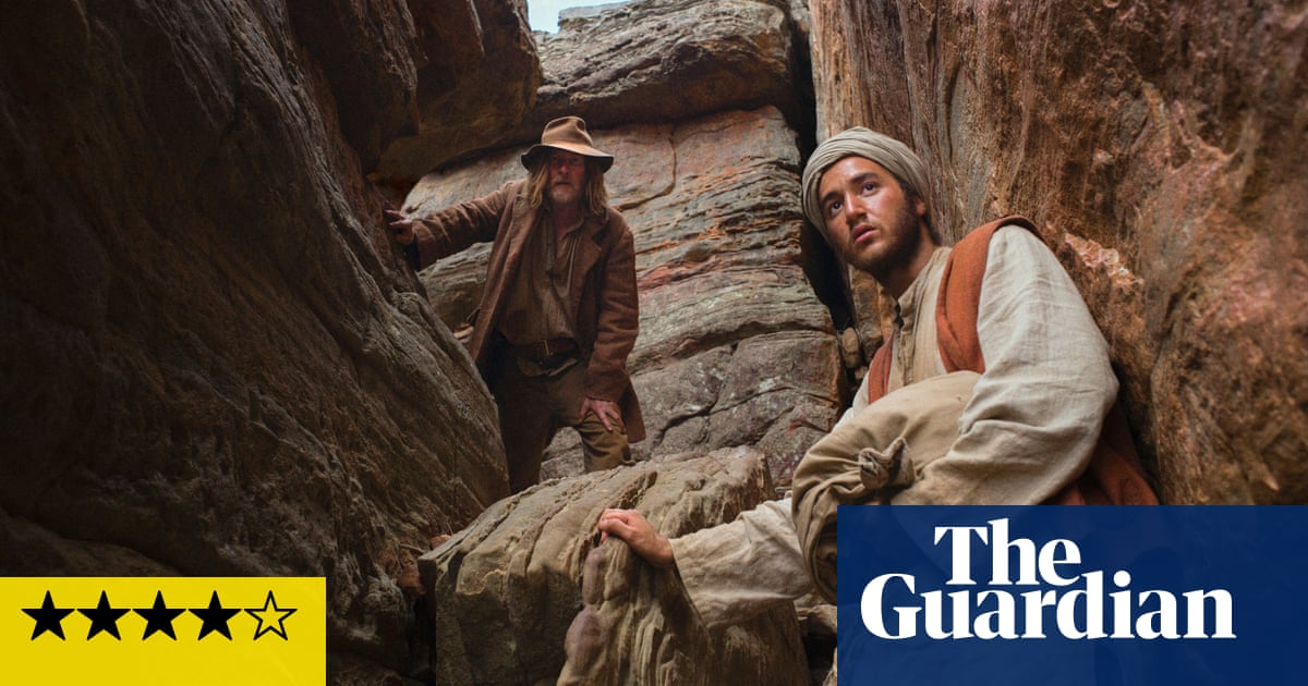 The Furnace review – David Wenhams gold thief traverses harsh outback morality