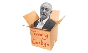 Jeremy Corbyn box