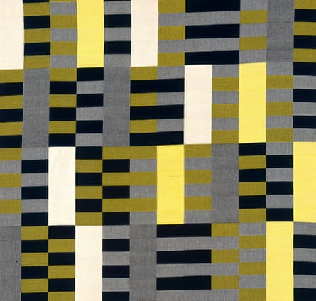 Anni Albers' Study for an Unexecuted Wallhanging (1926).