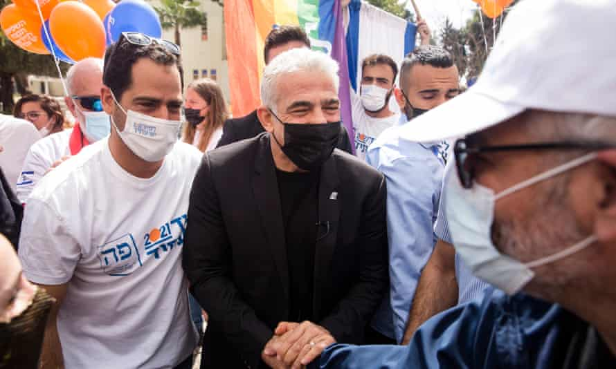 Yair Lapid, Yesh Atid party leader