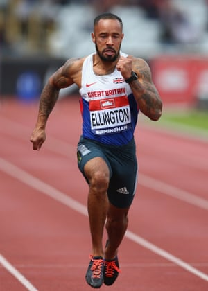 James Ellington will make his first competitive appearance since a serious motorbike crash more than two tears ago.