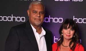 Boohoo's co-founders, Mahmud Kamani and Carol Kane