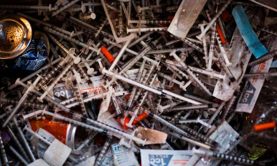 The payments from McKinsey will be used to tackle the raging overdose and addiction crisis