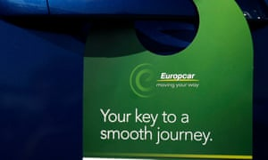 Getting The Silent Treatment From Europcar Over My Hire Car Accident