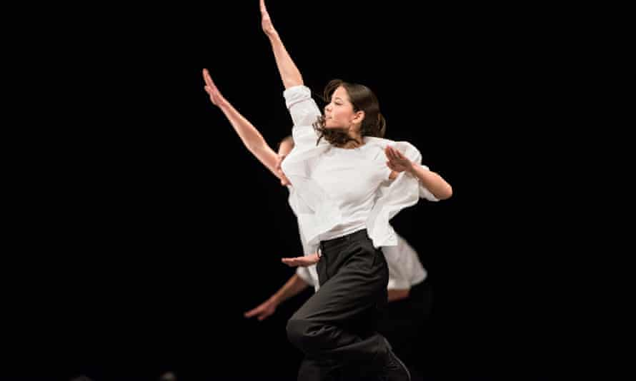 'The music creates a dramatic effect without having to embody narrative or emotion' … Anne Teresa De Keersmaeker's work.