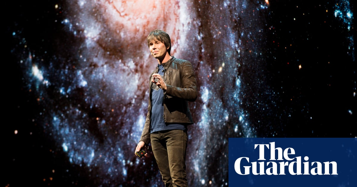 Earth's demise could rid galaxy of meaning, warns Brian Cox ahead of Cop26