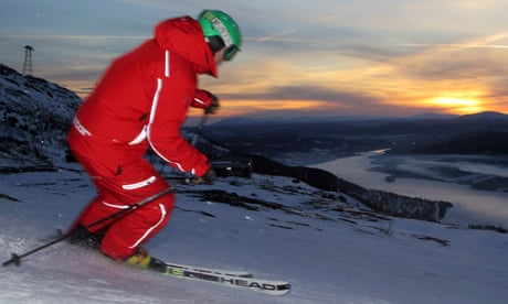 In awe of Åre, the Swedish ski resort now reached by budget flights