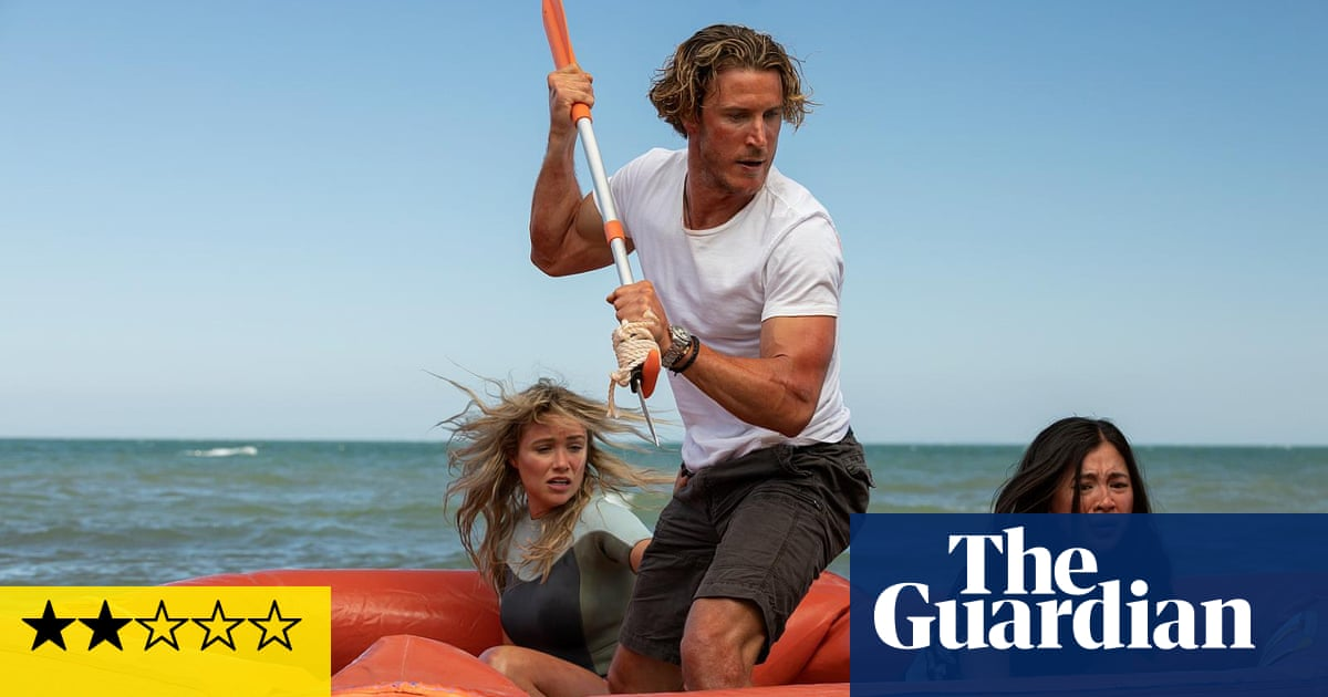 Great White review – hangry shark thriller gets stuck in the shallows
