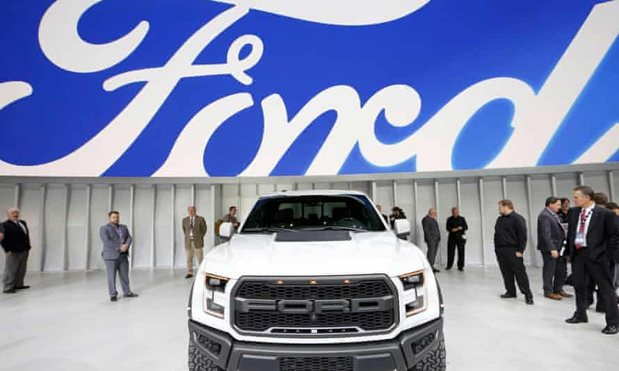 ford truck 2017