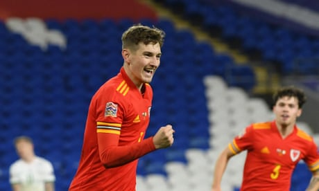 David Brooks' header gives Wales Nations League win over Ireland
