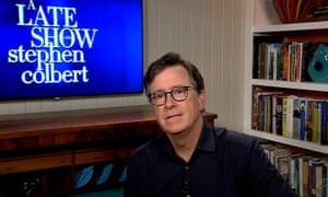 Stephen Colbert: 'Now it's time to put our money where our mouth is…just as soon as we take the slave owners off the money.'