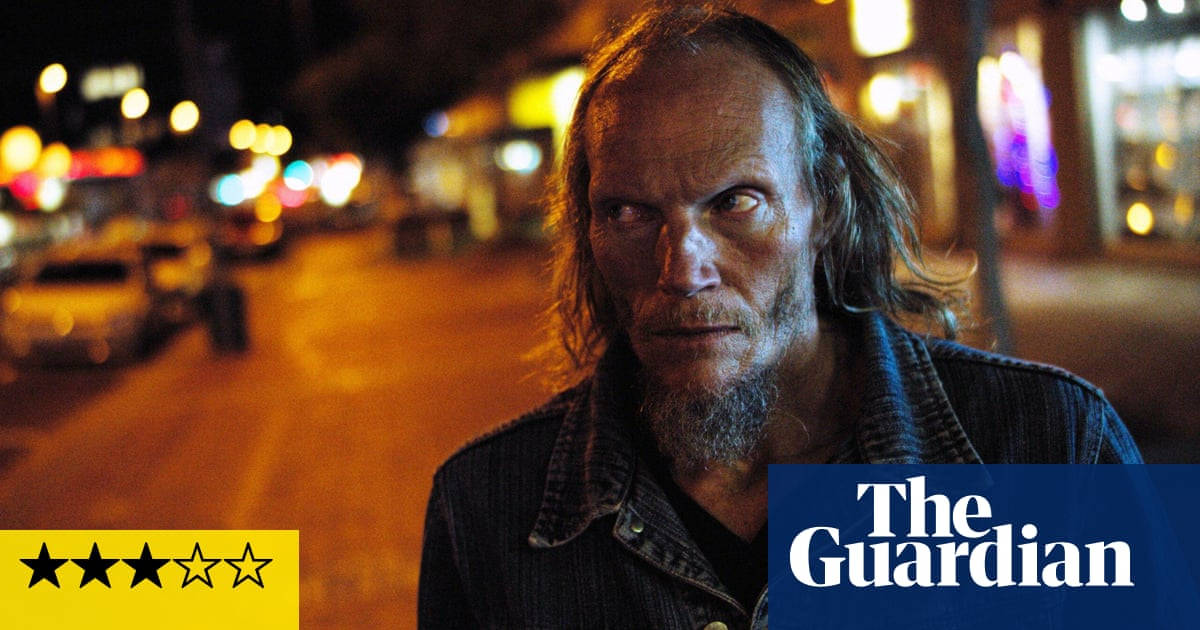 Fried Barry review – alien's scuzzy body-horror odyssey in Cape Town