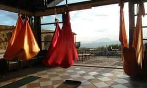 Aerial Yoga Retreats in Valbonne, France