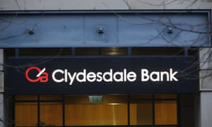 Clydesdale Bank building