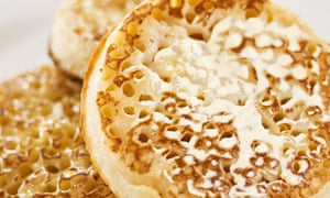 The crumpet has to be queen of mid-afternoon snacks, but how do you crown her?