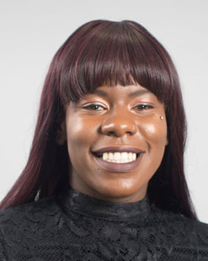 Shakira Martin, president of the NUS (National Union of Students)