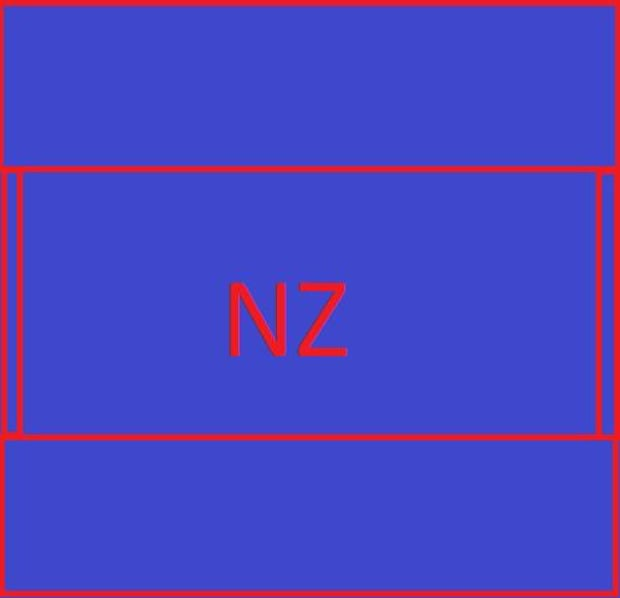 Image of the NZ Magic flag.