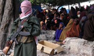 Somali al-Shabab fighter