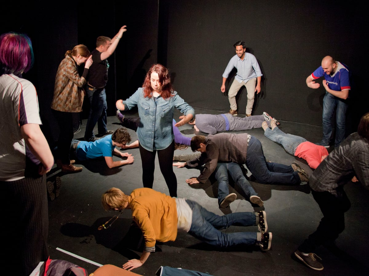 Improv Saved My Life The Comedy Classes Helping People With Anxiety Comedy The Guardian