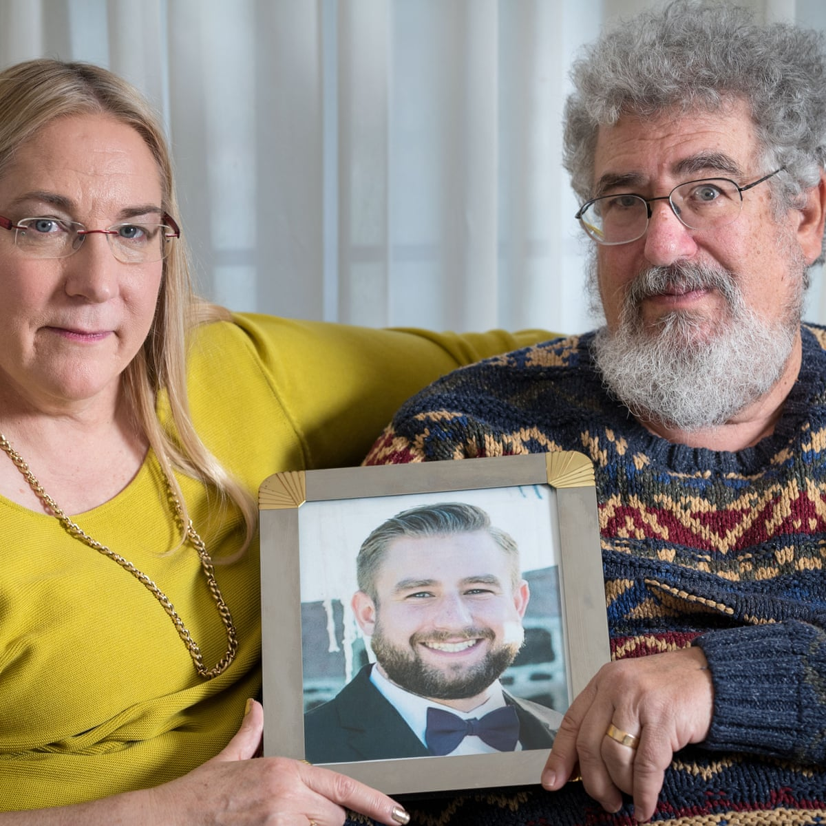 Seth Rich Parents Sue Fox News And Say Network Used Death As Political Football Fox News The Guardian