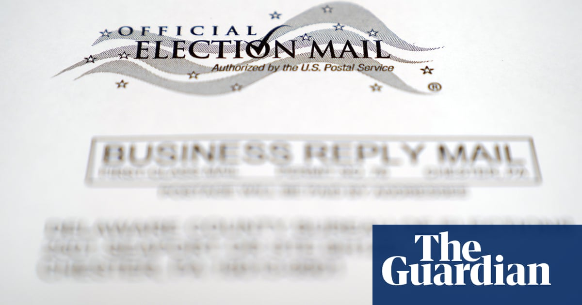 US supreme court denies Republican bid to limit Pennsylvania mail-in-voting – The Guardian
