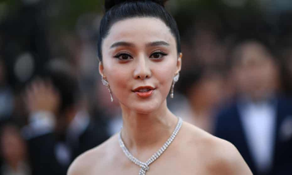 Fan Bingbing, pictured at the Cannes film festival in May, is one of China's most famous actors.