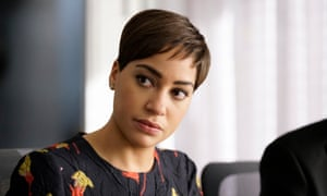 Cush Jumbo as Lucca Quinn in The Good Fight.