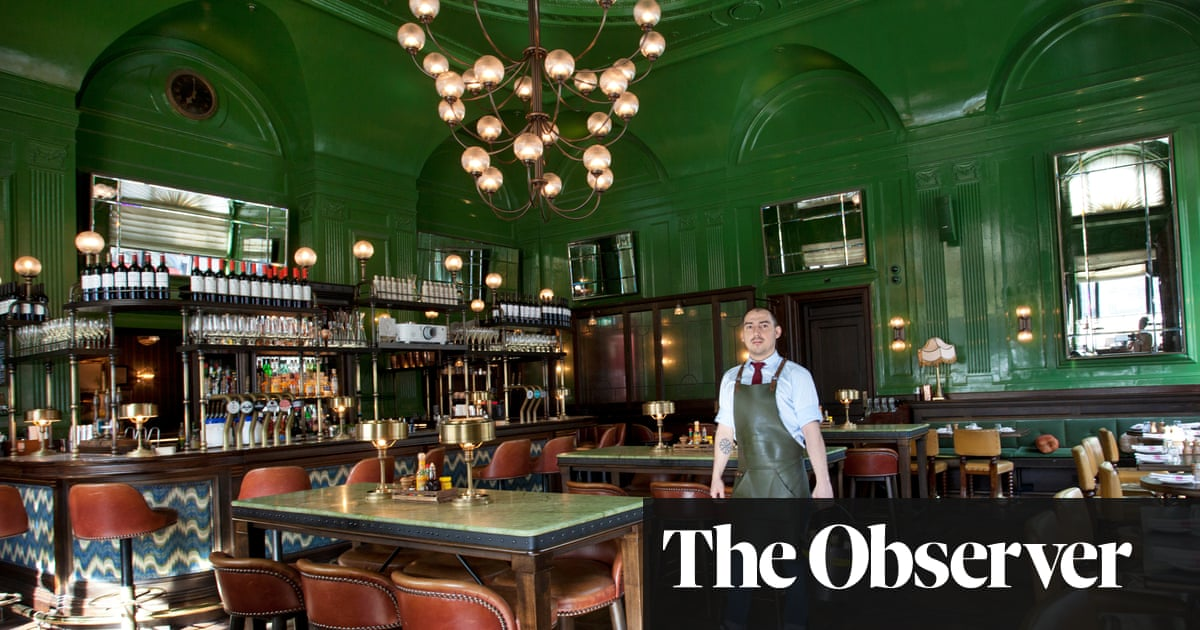The Wigmore, London: 'The best cheese toastie in town' – restaurant review