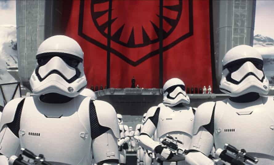 The Empire returns in Star Wars: The Force Awakens