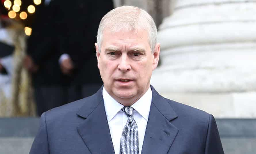 Prince Andrew has categorically denied all claims of wrongdoing.