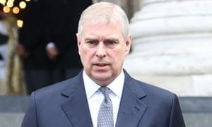 In November, Prince Andrew said he was 'willing to help any appropriate law enforcement agency with their investigations if required'.
