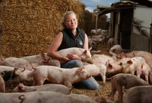 Anna Longthorp of Anna's Happy Trotters in Yorkshire