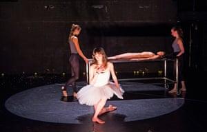 Dancer Emma Lister in Meta