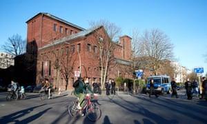 The Kreuzberg Umspannwerk that Google has its eye on.