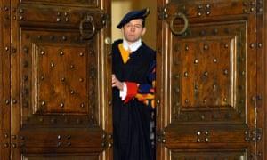 Castel Gandolfo door