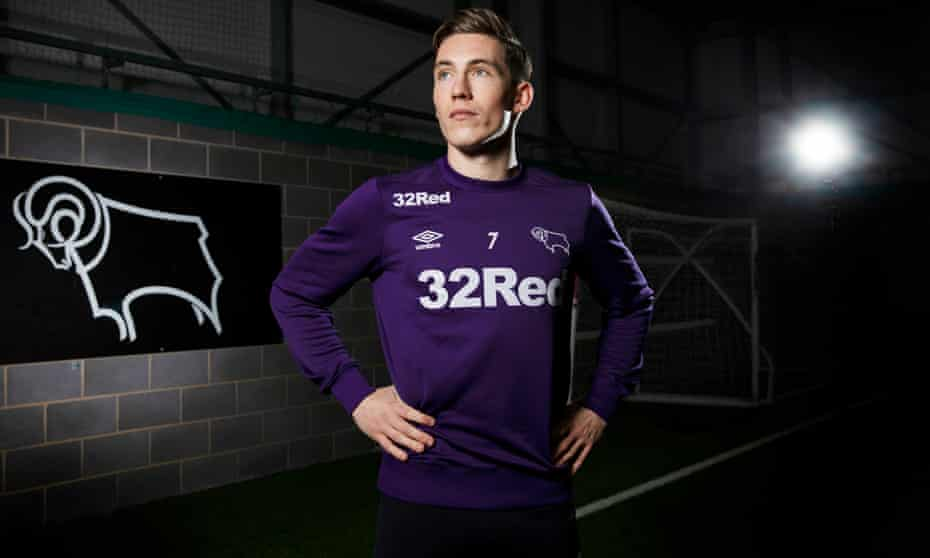Harry Wilson and Derby County face Brighton in the FA Cup fifth round this weekend