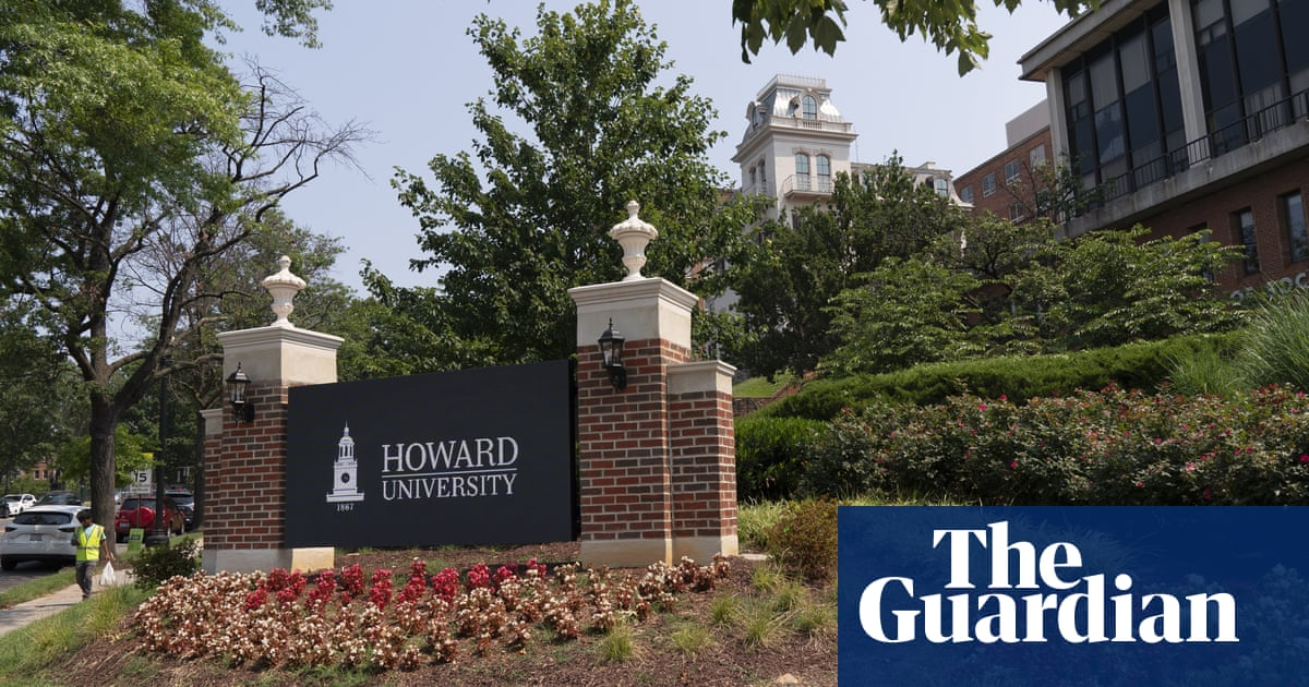Students at historically Black college in DC stage sit-in over housing conditions