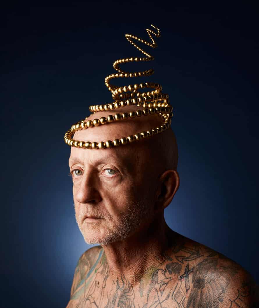 Portrait from Baldpieces.