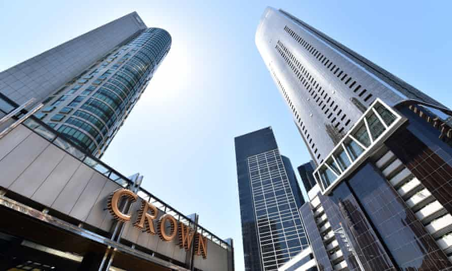 Crown Melbourne 'is a venue extremely good at extracting money from people', says professor of public health and gambling researcher, Charles Livingstone.