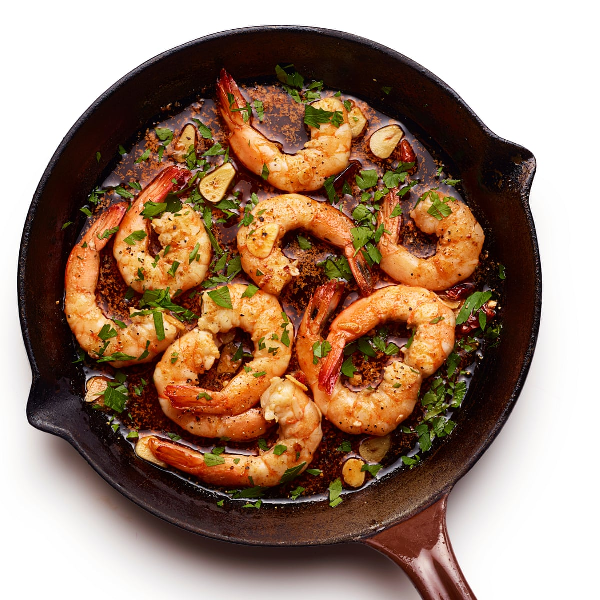 How To Make The Perfect Gambas Al Ajillo Recipe Felicity Cloake S The Perfect Food The Guardian