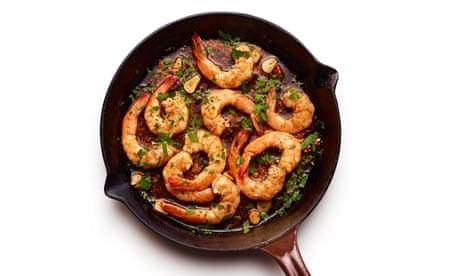 How to make the perfect gambas al ajillo – recipe