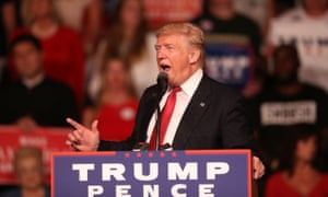 Donald Trump: 'You heard me, I would take the oil. I would not leave Iraq and let Iran take the oil.'