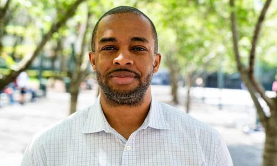 Joel Anderson, presenter of Slow Burn, Podcast.