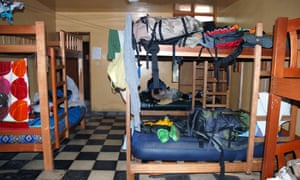 A typical hostel