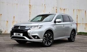 Mitsubishi Outlander PHEV: 'You'll feel so smug you might even get