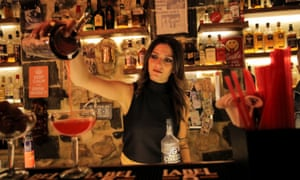 Bartenders are among the professions expected to be affected by the bill.