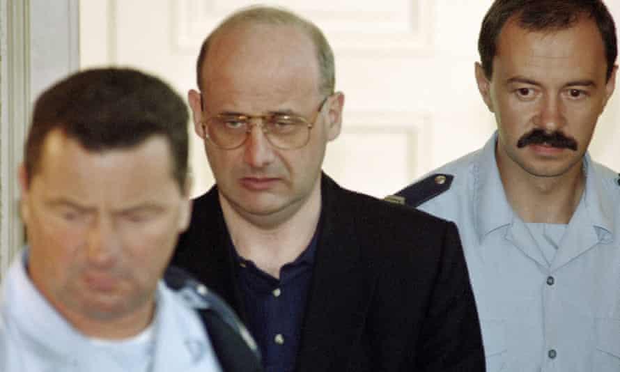 Serial killer Jean-Claude Romand