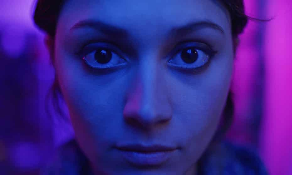 Different level … Sophie Dalah in Night Drive.