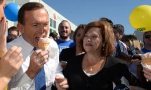 Tony Abbott Teresa Gambaro