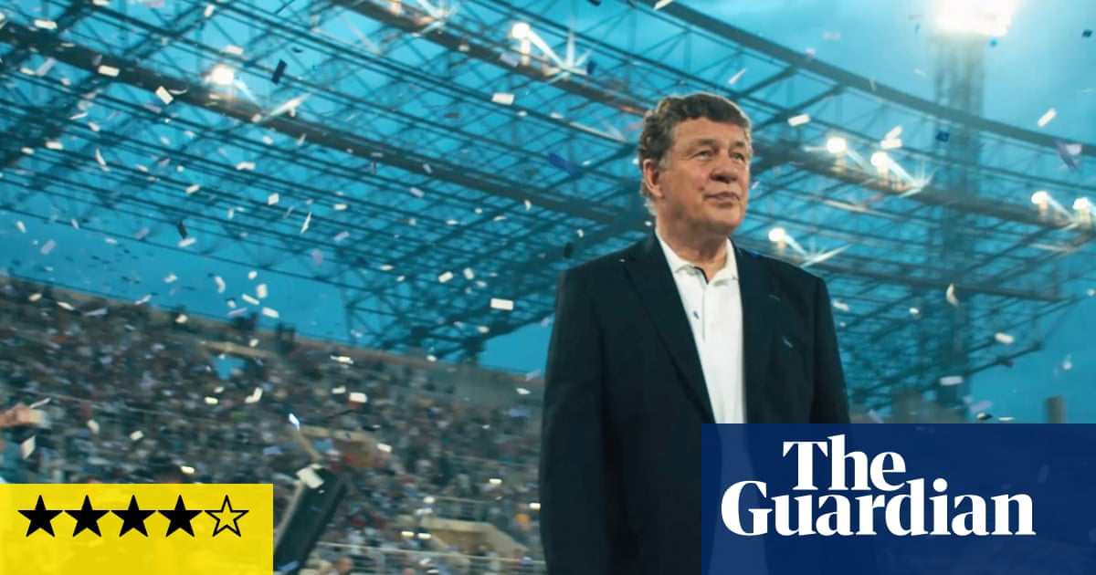 King Otto review – Greece's Euros winner earns his place in football's history books